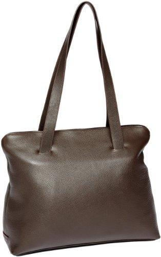 Leonhard Heyden  Lh3204 Oslo Ladies Business Bag, sac shopper femme marron