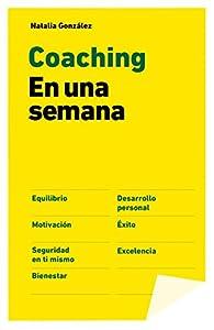 Coaching en una semana par Natalia Paloma González Villar