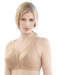 Glamorise Magic Lift Front Close Posture Support Bra, Sujetador para Mujer