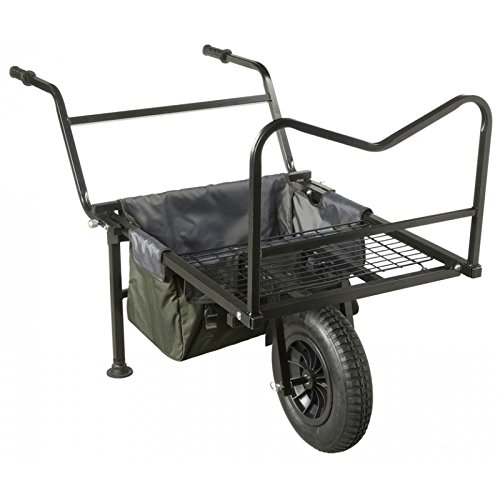 Carp Trolley MKII Transportwagen Transportkarre Barrow Angeln Caddy klappbar
