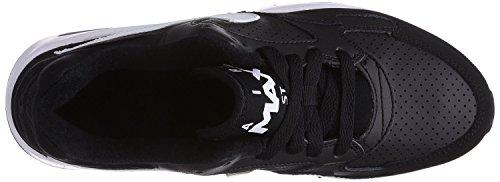 Nike Air Max St (Gs) Scarpe Da Corsa, Bambino Multicolor (Black / White-Cool Grey)