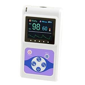 Pulsoximeter Pulox PO-650B Baby Fingerpulsoximeter mit Externem Sensor Infant