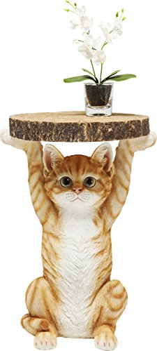 Kare Design Table Animal Ms Cat, 52 x 35 x 33 cm