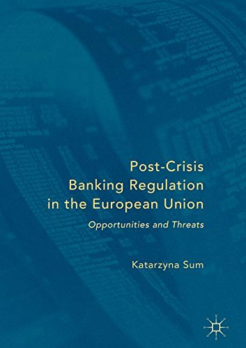 Post-Crisis Banking Regulation in the European Union: Opportunities and Threats por Katarzyna Sum