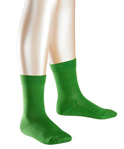 FALKE Family Kinder Socken rugby green (7741) 19-22