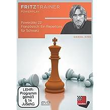 Daniel King: Power Play 22 - Französisch - Ein Repertoire für Schwarz