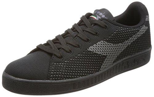Diadora Herren Game Weave Sneaker Schwarz