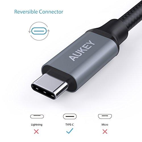 Cable USB C a USB A – Aukey CB-CMD1