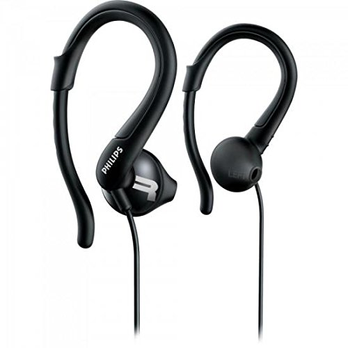 Philips ActionFit SHQ1250TBK/00 In-ear Sweatproof Black