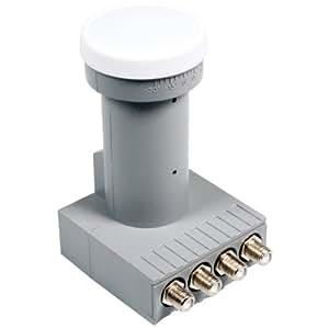Bandridge Tête universelle pour interrupteur quadruple universel analogue/numérique
