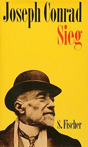 Sieg: Eine Inselgeschichte (Joseph Conrad, Gesammelte Werke in Einzelbänden)