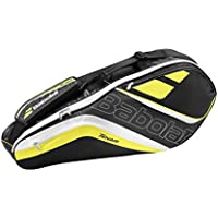 Babolat RH X 3 Team Line Fundas para Raquetas de Tenis, Unisex Adulto, Amarillo, Talla Única