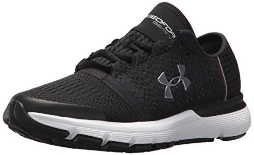 Under Armour UA W Speedform Gemini Vent, Scarpe Running Donna, Nero (Black 002), 40.5 EU