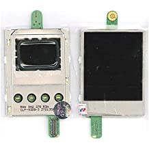 Display interior/exterior con frame, PCB, conectores y LED para Sony-Ericsson Z310