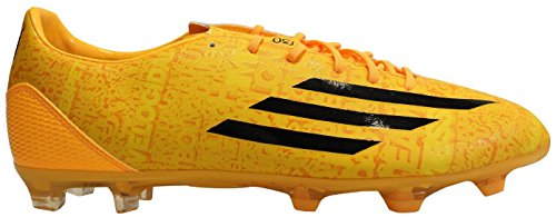 Adidas, Chaussures de football homme Noir/Or Jaune/noir - Gelb - Solar Gold / Black