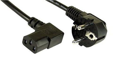 Diverse Câble d'alimentation appareils à froid 5m Noir Retail
