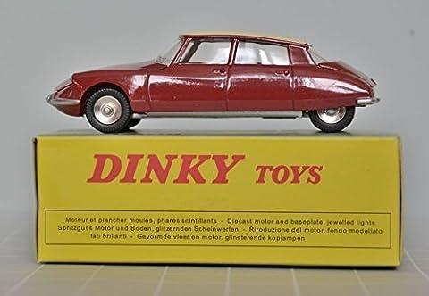 10X CITROEN DS 19 ATLAS DINKY TOYS nummer 530 -