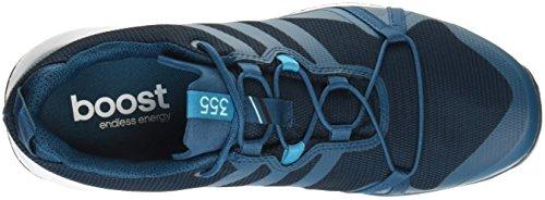 adidas Herren Terrex Agravic GTX Trekking-& Wanderhalbschuhe, Blau, 50.7 EU verschiedene Farben (Azunoc/Petmis/Ftwbla)