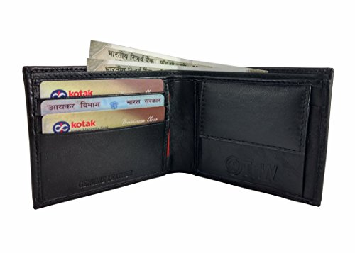Tnw Men Black Wallet