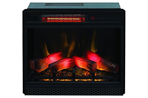 Classic 3D Flame Effect Patented technology with multilayer stunning 3D deep fire.