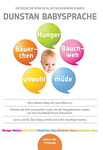 Dunstan Babysprache, 1 DVD-Video