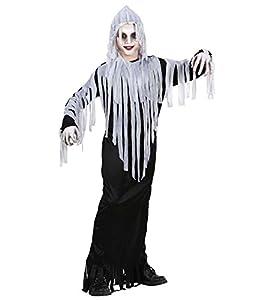 WIDMANN Disfraz de fantasma/demoníaco, de talla 5/7años