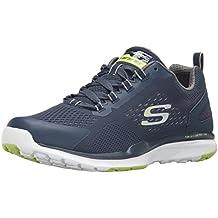 Calzado deportivo para hombre, color Verde , marca SKECHERS