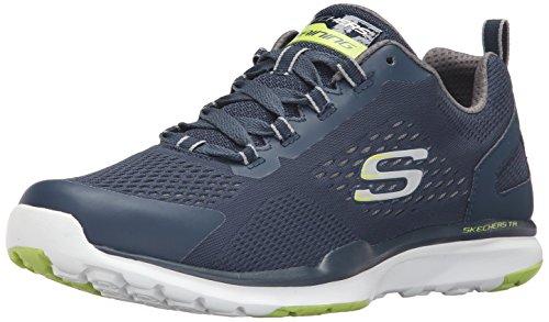 Calzado deportivo para hombre, color Azul , marca SKECHERS, modelo Calzado Deportivo Para Hombre SKECHERS 51543S SUPERSET Azul