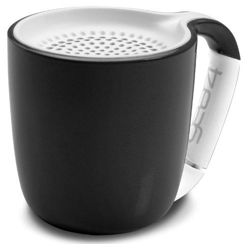 Gear4 Espresso Tragbarer Drahtloser Bluetooth Lautsprecher - Schwarz - Espresso-geräte