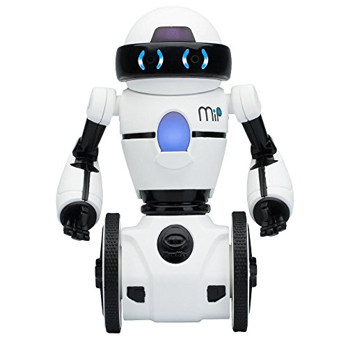 WowWee - Robot MiP, color blanco (0821)