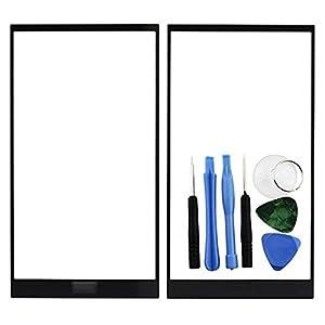 BisLinks® Marke Neu Front Glas Bildschirm Linse + Tool Kit Für HTC One M9
