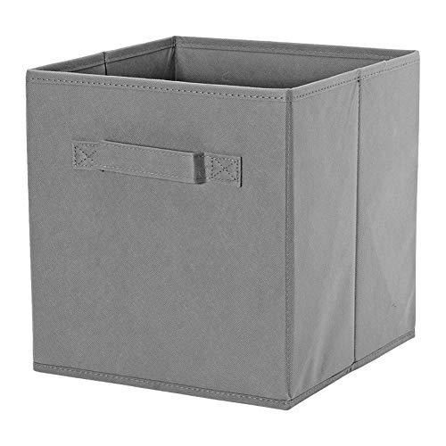 Xyydn Aufbewahrungsbox Neue Vlies Klappschrank Aufbewahrungsbox Spielzeug Veranstalter Kleidung Lagerplatz for Unterwäsche BH Socken mit Griff Brust (Color : 6) -