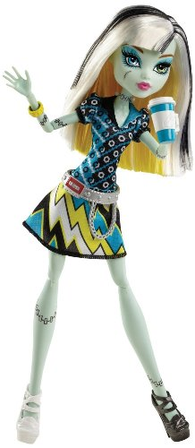 MUÑECA MONSTER HIGH FRANKIE STEIN COFFIN BEAN