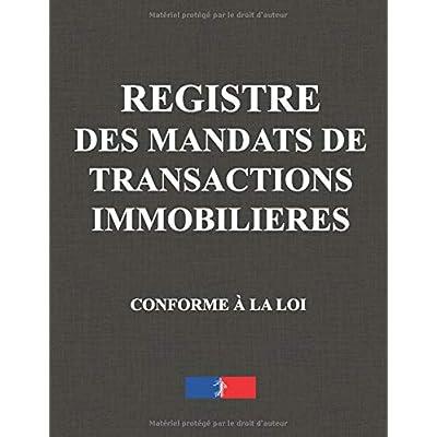 Registre des Mandats de Transactions Immobilières