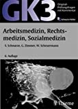 GK 3 - Arbeitsmedizin, Rechtsmedizin, Sozialmedizin