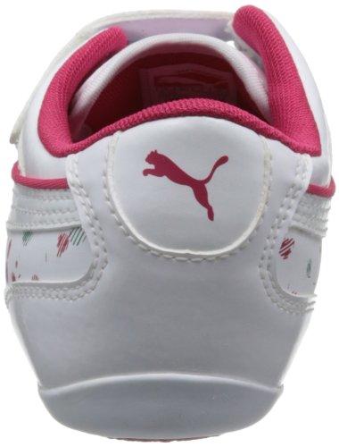 Puma Tallula Shimmy Sneaker Kinder White