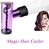Best Spin Master Of The Tubes - Wind Spin Hair Curl Diffuser Women Tornado Hair Review