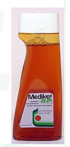 mediker AP Shampoing spécifique anti-pediculosi 100 ml