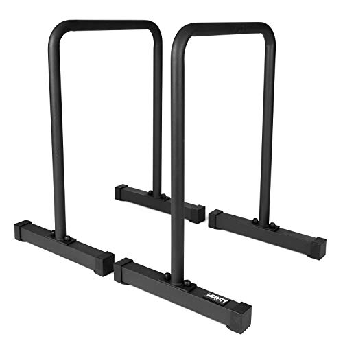 Gravity-Fitness-XL-Pro-Parallettes-20-Dip-bars-for-Calisthenics-Crossfit-Home-commercial-use