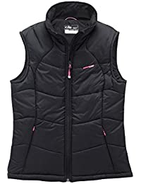 Gill Ladies Technical Body Warmer Black 1061W