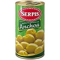 Serpis Aceituna Rellena de Anchoa - 350 g