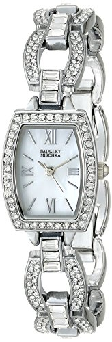 badgley-mischka-womens-ba-1337wmsb-amazon-exclusive-swarovski-crystal-accented-watch-with-open-link-