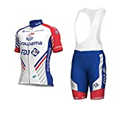 Wulibike Maillot Cyclisme Homme ...