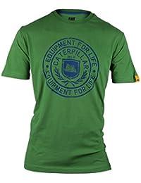 Caterpillar Collegiate - T-shirt à manches courtes 100% coton - Homme