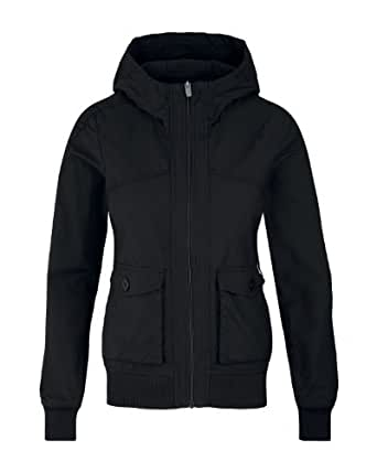 Bench Damen Jacke Jacke Torch schwarz (black) Medium