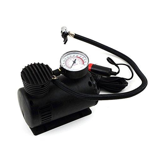 Preisvergleich Produktbild Supmico Tragbare 12v Kfz Fahrrad Reifen Gasgenerator elektrische Druckluft Kompressor Pumpe Kompressoren Luftkompressor Werkzeug Spur