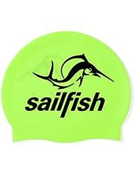 Sailfish - Silicon Cap, color verde ,negro
