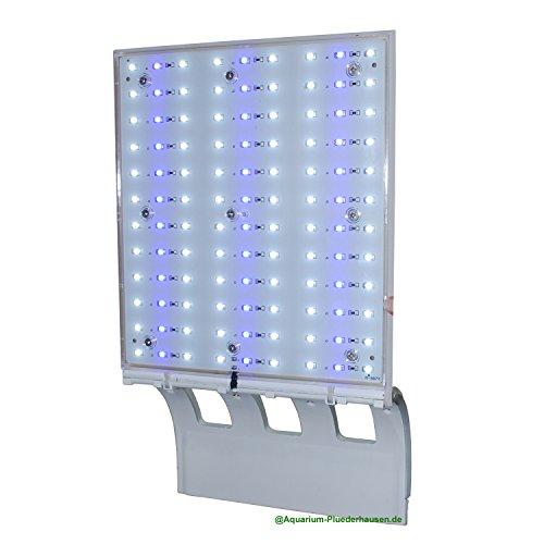 Aquarium LED-Klemmlampe, LED-Beleuchtung für Aquarien von 35-50 cm -