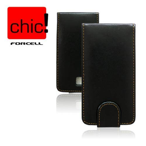 Movilconsolas Funda Forcell Chic Vertical HTC Legend G6 Negra