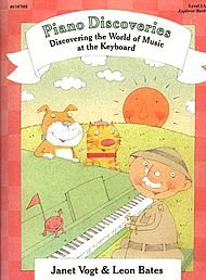 Piano Discoveries Piano Book 1A (Heritage Music Press)